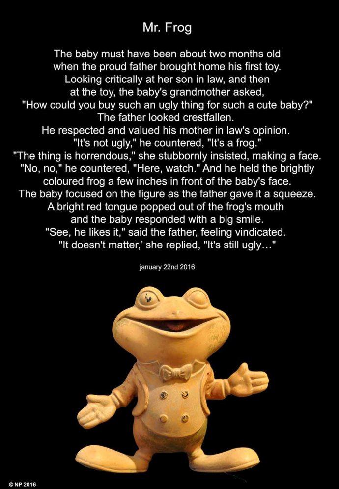 000 Mr. Frog